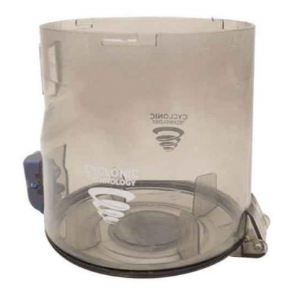 Airstream StickVac Dirt Container