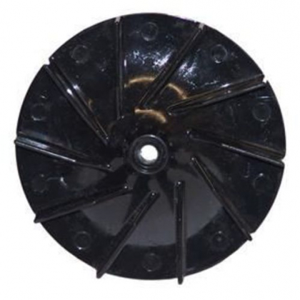 Eureka Short Blade Upright Fan