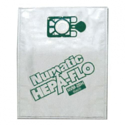 Numatic Henry 2B Bags fits Charles, George, PPR370 & NVR380 Michaels 28501
