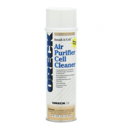 Oreck Air Purifier Cell Cleaner Spray