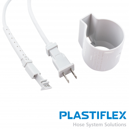 Plastiflex Hose Cord Repair Kit Grey 8'