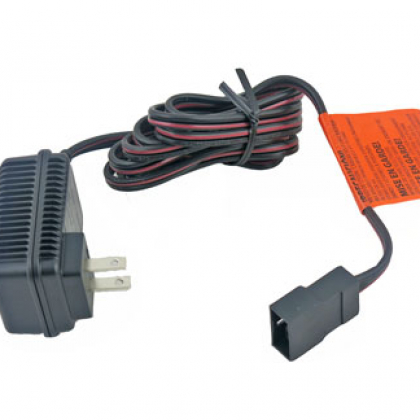 Power Wheels Charger 4 Amp Fused 6V