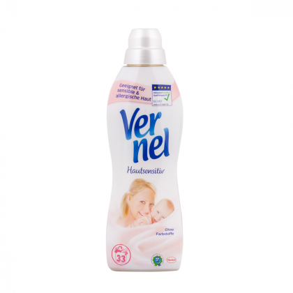 Vernel Sensitive Fabric Softener