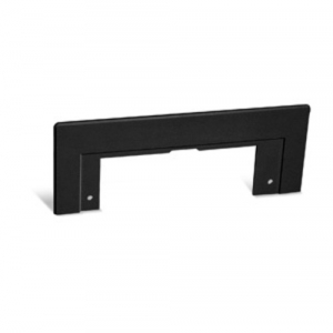 CanSweep Trim Plate Black
