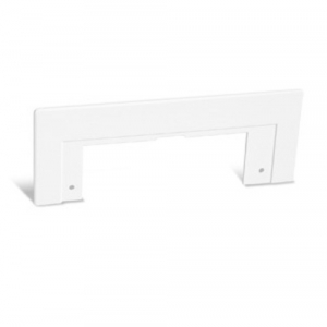 CanSweep Trim Plate White