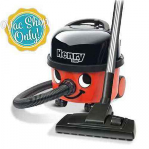 Henry Vacuum with Autosave