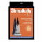 Simplicity Type A Upright Bags 6pk